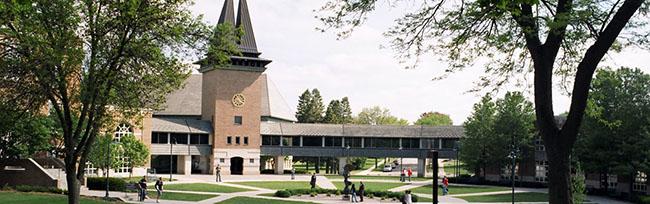 Wartburg Chapel Courtyard